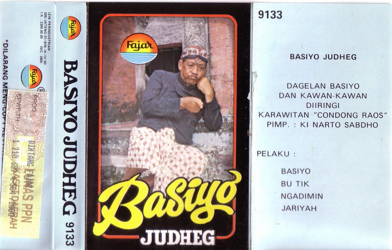 Basiyo : Legenda Teater Tradisional Jawa