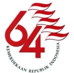 Logo HUT RI ke 64