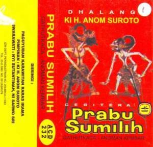 Cover Prabu Sumilih