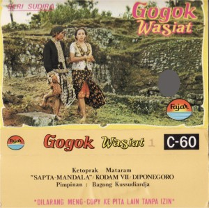 Cover Gogok Wasiat